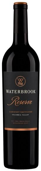 waterbrook winery reserve cabernet sauvignon nv bottle - Waterbrook Winery 2015 Reserve Cabernet Sauvignon, Columbia Valley, $24
