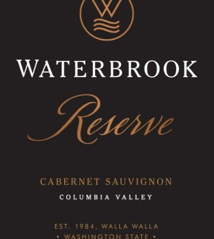 waterbrook winery reserve cabernet sauvignon nv label 420x470 - Waterbrook Winery 2015 Reserve Cabernet Sauvignon, Columbia Valley, $24