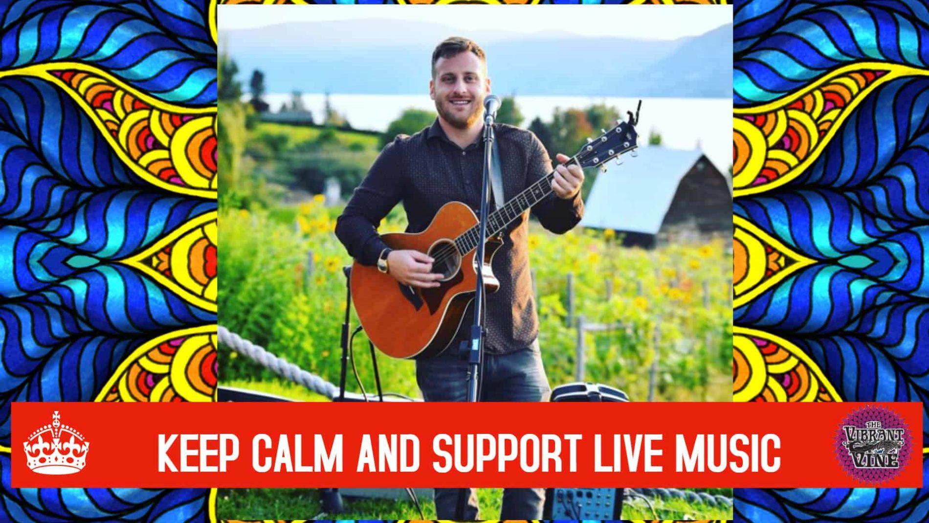 Jeff Piattelli Keep Calm izmvck.tmp  - Jeff Piattelli Live – July 4th 2020