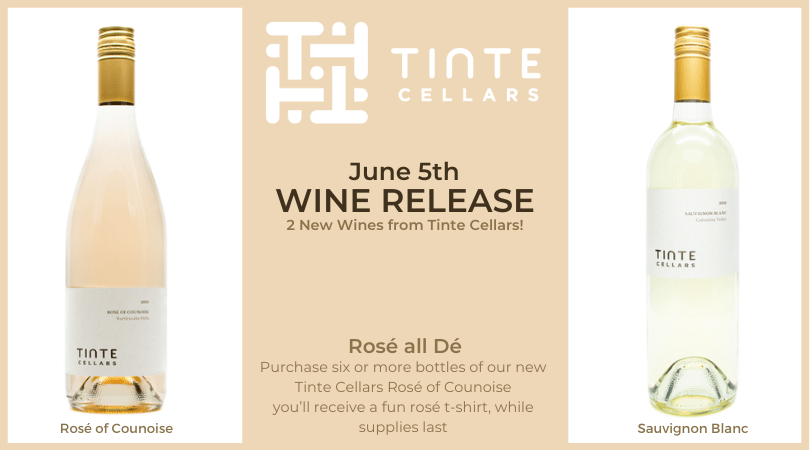Wine Release Rose 8uBtFO.tmp  - Rosé all Dé with Tinte Cellars – Wine Release