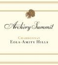 archery summit chardonnay nv label 120x134 - Archery Summit 2018 Chardonnay, Eola-Amity Hills, $48