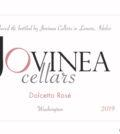 jovinea cellars dolcetto rose 2019 label 120x134 - Jovinea Cellars 2019 Dolcetto Rosé, Washington State, $20