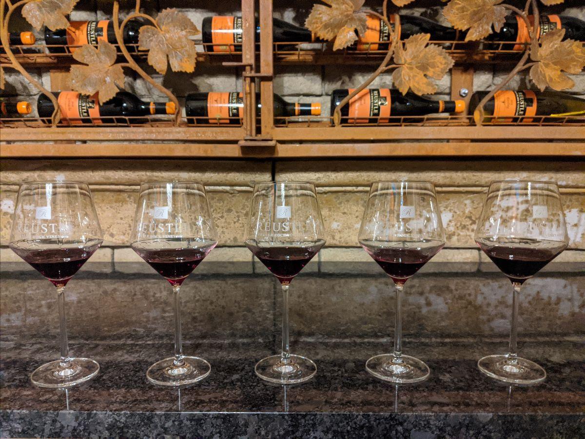 untitled8 2 - Vertical Tasting of Pinot Noir at Reustle Prayer Rock Vineyards