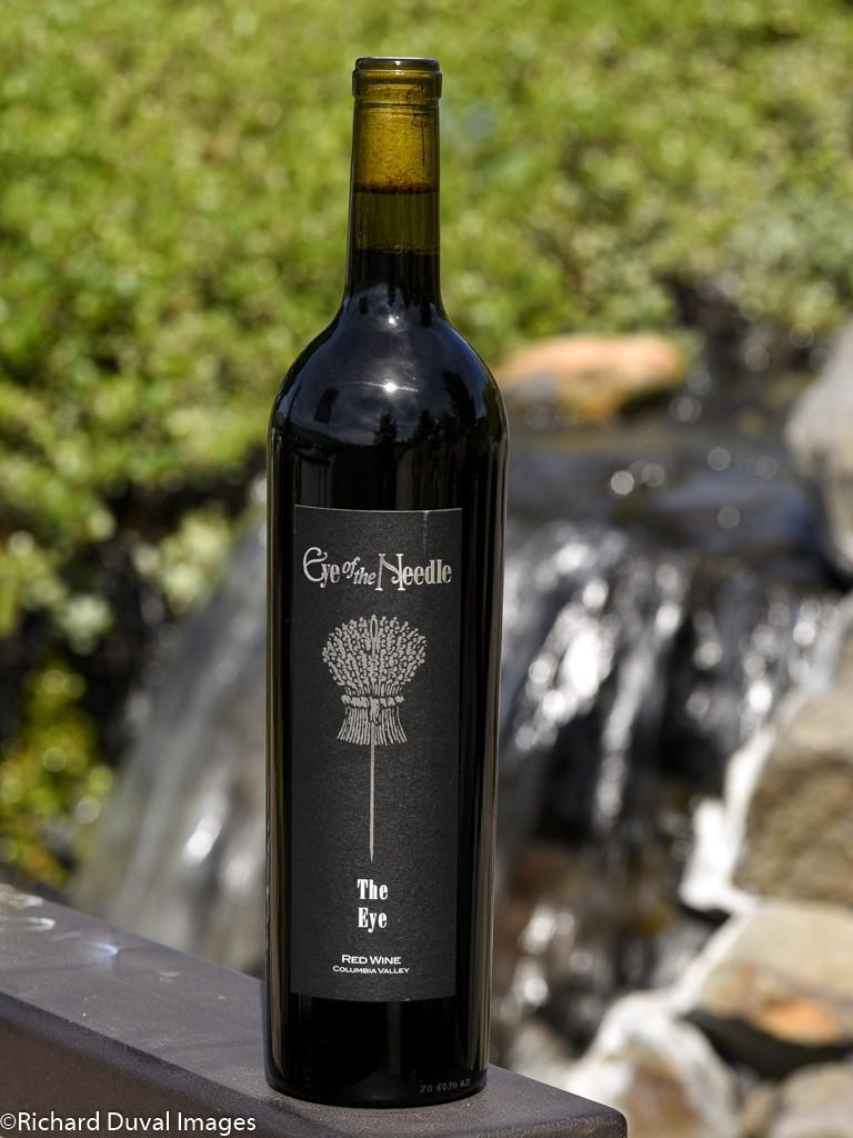 eye of the needle winery nv the eye red wine cascadia gold 2020 richard duval images - Eye of the Needle Winery NV The Eye, Columbia Valley, $18