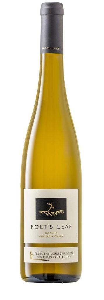 poet leap riesling nv bottle 357x1024 - Long Shadows Vintners 2018 Poet's Leap Riesling, Columbia Valley, $20