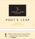 poet leap riesling nv label 120x134 - Long Shadows Vintners 2018 Poet's Leap Riesling, Columbia Valley, $20