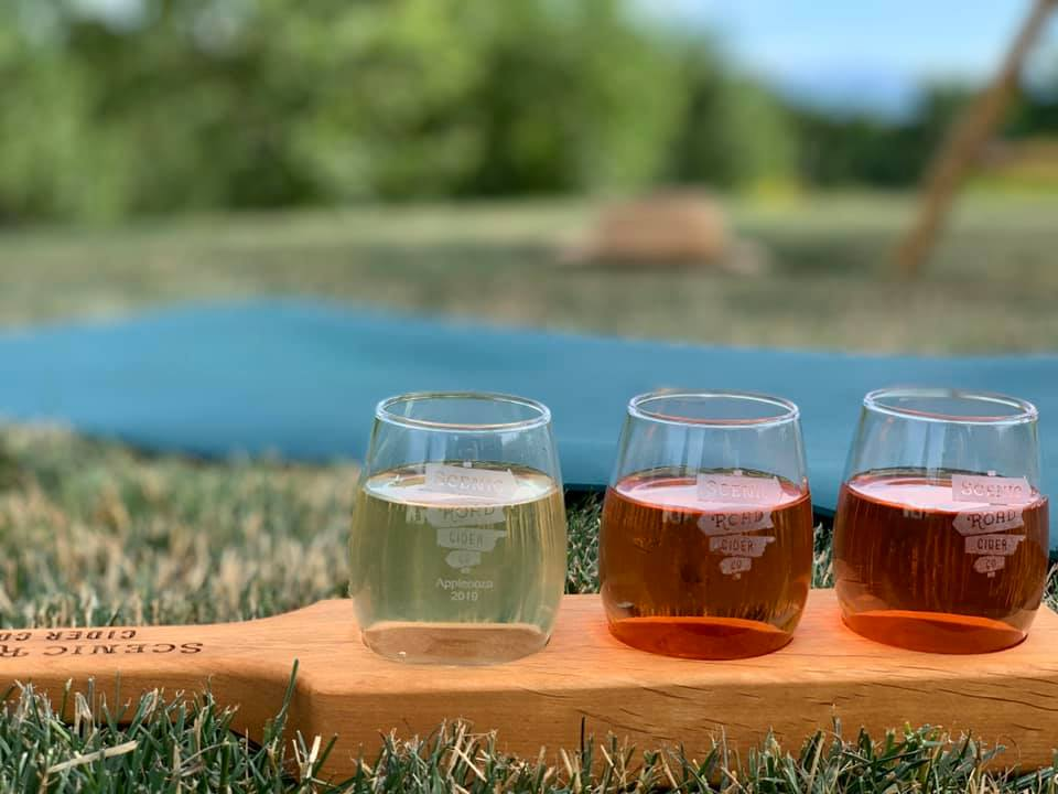 scenicrd 7jmc3i.tmp  - Scenic Road Cider Event Yoga, A Flight of Cider & Cheese Pairing!!