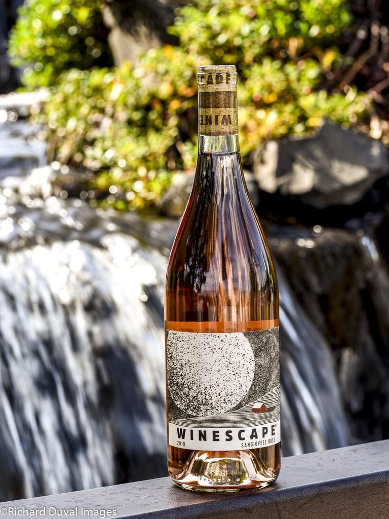 winescape 2019 sangiovese rose cascadia gold 2020 richard duval images - Winescape 2019 Sangiovese Rosé, Red Mountain, $22