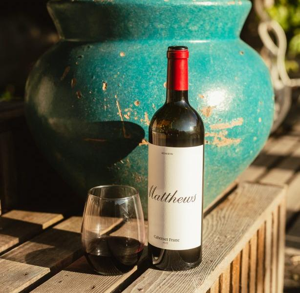2017 Matthews Reserve - Matthews Winery 2017 Reserve Cabernet Franc release weekend