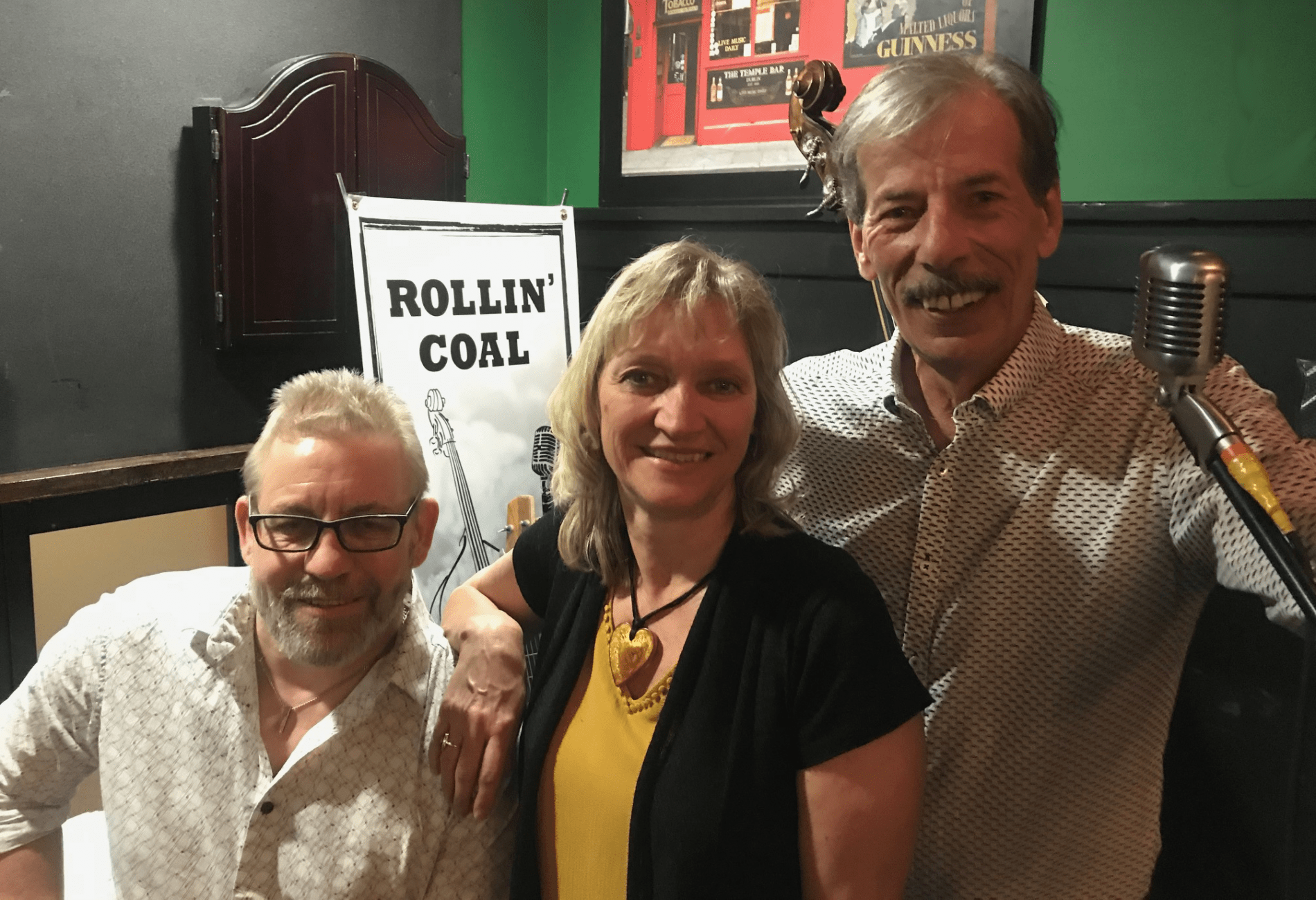 BlarneyStone ZYUPnD.tmp  - Rollin' Coal Trio – August 22nd 2020