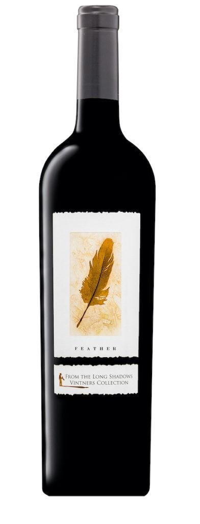 long shadows vintners feather nv bottle 392x1024 - Long Shadows Vintners 2017 Feather Cabernet Sauvignon, Columbia Valley, $70