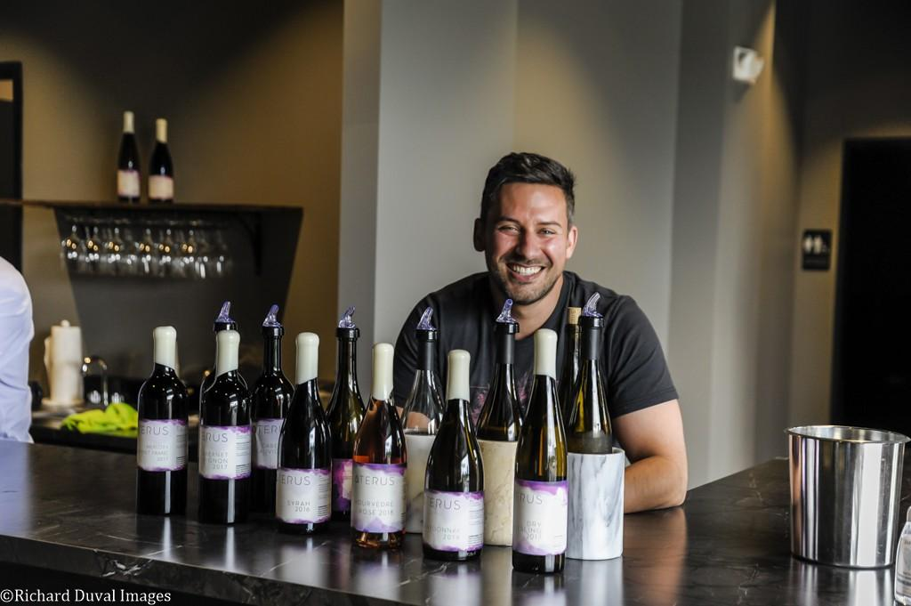 tyler farnsworth laterus cellars richard duval images - VineLines Dispatch updates moves in Woodinville Wine Country