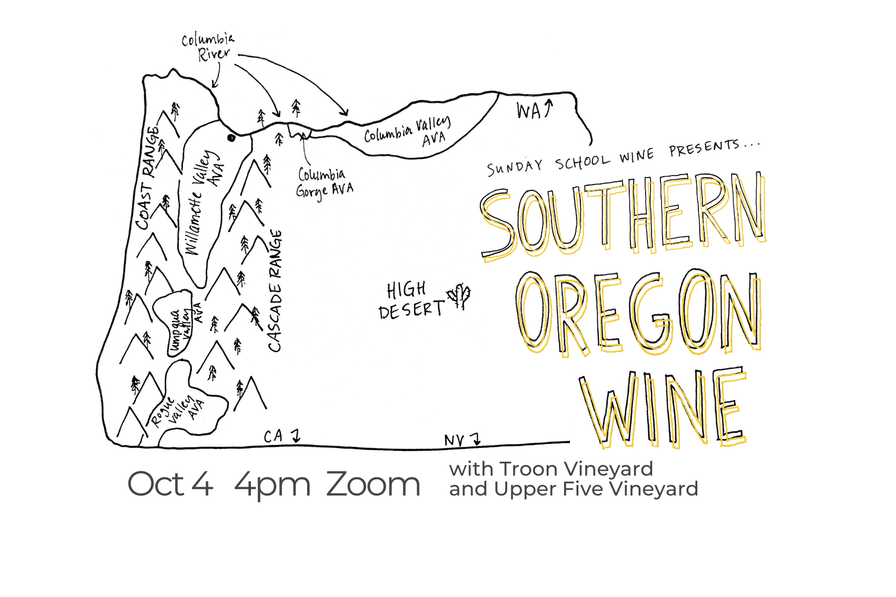 Southern Oregon Class 8HsyyP.tmp  - Southern Oregon Wine Class (with Troon and Upper Five)