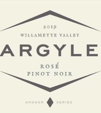 argyle winery grower series rose pinot noir 2019 label 420x470 - Argyle Winery 2019 Grower Series Rosé Pinot Noir, Willamette Valley, $20