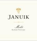 januik winery klipsun vineyard merlot nv label 120x134 - Januik Winery 2017 Klipsun Vineyard Merlot, Red Mountain, $35