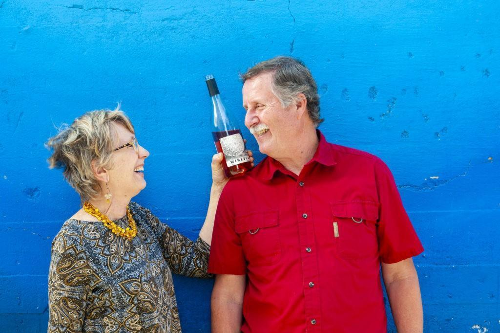 patricia phillip butterfield winescape rose 07 09 19 8233 1024x681 - H3 2016 Cab rides off as Washington State Wine Competition best of show