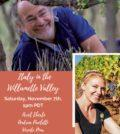 Oregon Wines Vines DH7WXO.tmp  120x134 - Italy in the Willamette Valley