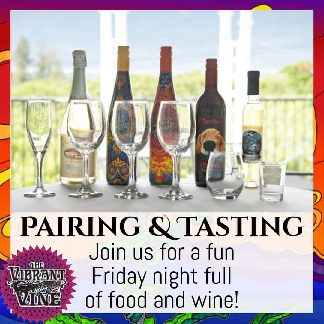 PairingTasting 3LAwGa.tmp  - Pairing & Tasting at the Vibrant Vine
