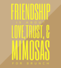 Purple and Yellow Bold Modern Friendship Quote Instagram Post 5de7Dd.tmp  120x134 - Mimosa Sunday