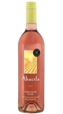 abacela estate grenache rose 2019 bottle - Abacela Winery 2019 Estate Grenache Rosé, Umpqua Valley, $19