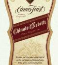 cana feast chinato d erbetti vino digestivo nv label 120x134 - Cana's Feast Winery NV Chinato d'Erbetti Vino Digestivo, American $45