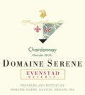 domaine serene evenstad reserve chardonnay nv label 120x134 - Domaine Serene 2018 Estate Evenstad Reserve Chardonnay, Dundee Hills $65
