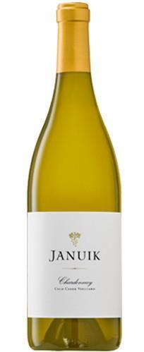 januik winery cold creek chardonnay nv bottle - Januik Winery 2018 Cold Creek Vineyard Chardonnay, Columbia Valley, $30