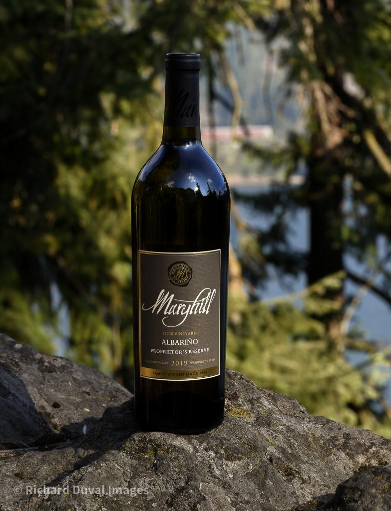 maryhill winery otis vineyard proprietors reserve albarino 2019 bottle invite - Maryhill Winery 2019 Otis Vineyard Proprietor's Reserve Albariño, Columbia Valley, $24