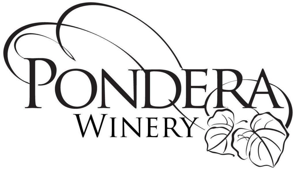 pondera-winery-black-white-logo