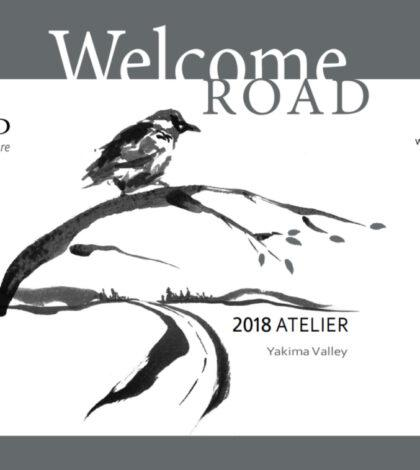 welcome road winery atelier 2018 label 420x470 - Welcome Road Winery Atelier 2018, Yakima Valley, $30