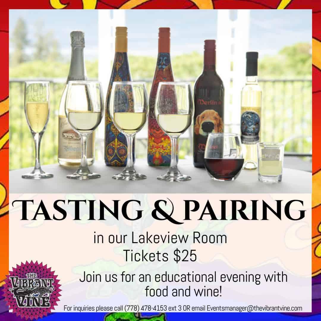 Tasting and pairing Made with PosterMyWall 2 RIB9Jj.tmp  - Tasting & Pairing