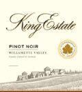 king estate pinot noir nv label 120x134 - King Estate Winery 2018 Pinot Noir, Willamette Valley, $29