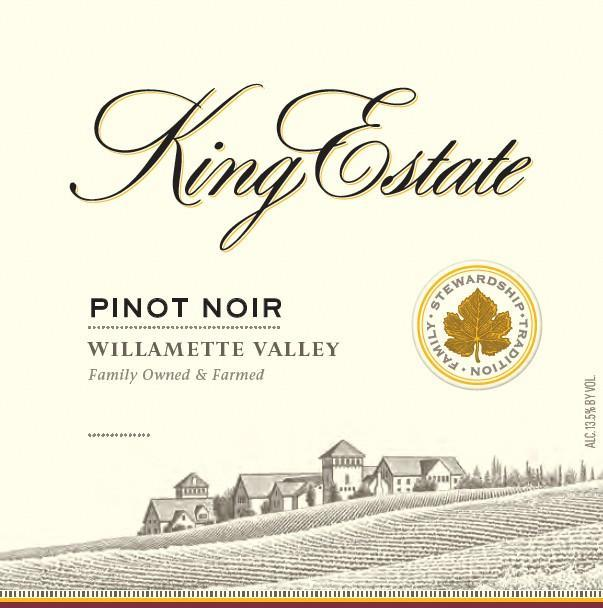king-estate-pinot-noir-nv-label