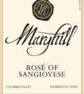 maryhill winery rose sangiovese nv label 120x134 - Maryhill Winery 2019 Rosé of Sangiovese, Columbia Valley, $17