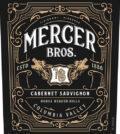 mercer bros cabernet sauvignon nv color label 120x134 - Mercer Bros. 2017 Cabernet Sauvignon, Horse Heaven Hills, $20