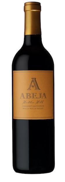 abeja heather hill cabernet sauvignon nv bottle - Abeja 2016 Heather Hill Cabernet Sauvignon, Walla Walla Valley, $75