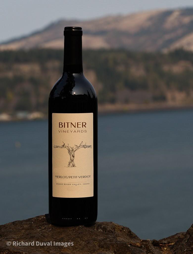 bitner vineyards petit verdot merlot nv bottle invite - Bitner Vineyards 2016 Petit Verdot/Merlot, Snake River Valley $40