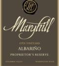 maryhill winery otis vineyard proprietor reserve albarino nv label 120x134 - Maryhill Winery 2019 Otis Vineyard Proprietor's Reserve Albariño, Columbia Valley, $24