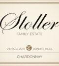 stoller family estate dundee hills chardonnay 2019 label 120x134 - Stoller Family Estate 2019 Chardonnay, Dundee Hills, $25