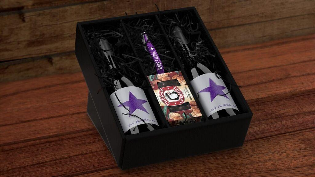 Purplestargiftbox