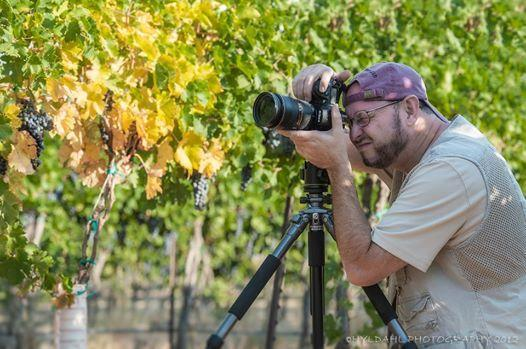 richard duval shooting grapes - Your path to wine knowledge and enjoyment