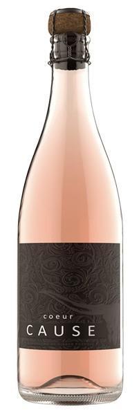 ryan patrick wines coeur cause nv bottle - Coeur Cause Wines NV Sparkling Rosé, Columbia Valley $35
