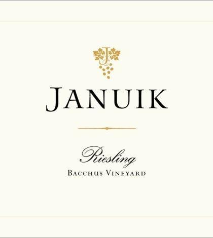 januik bacchus vineyard riesling nv label 420x470 - Januik Winery 2018 Bacchus Vineyard Riesling, Columbia Valley, $18